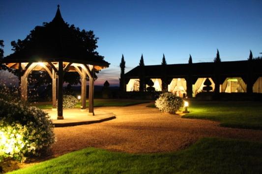 Jardins du Manoir d'eyrignac Dordogne Périgord mariage castellum traiteur